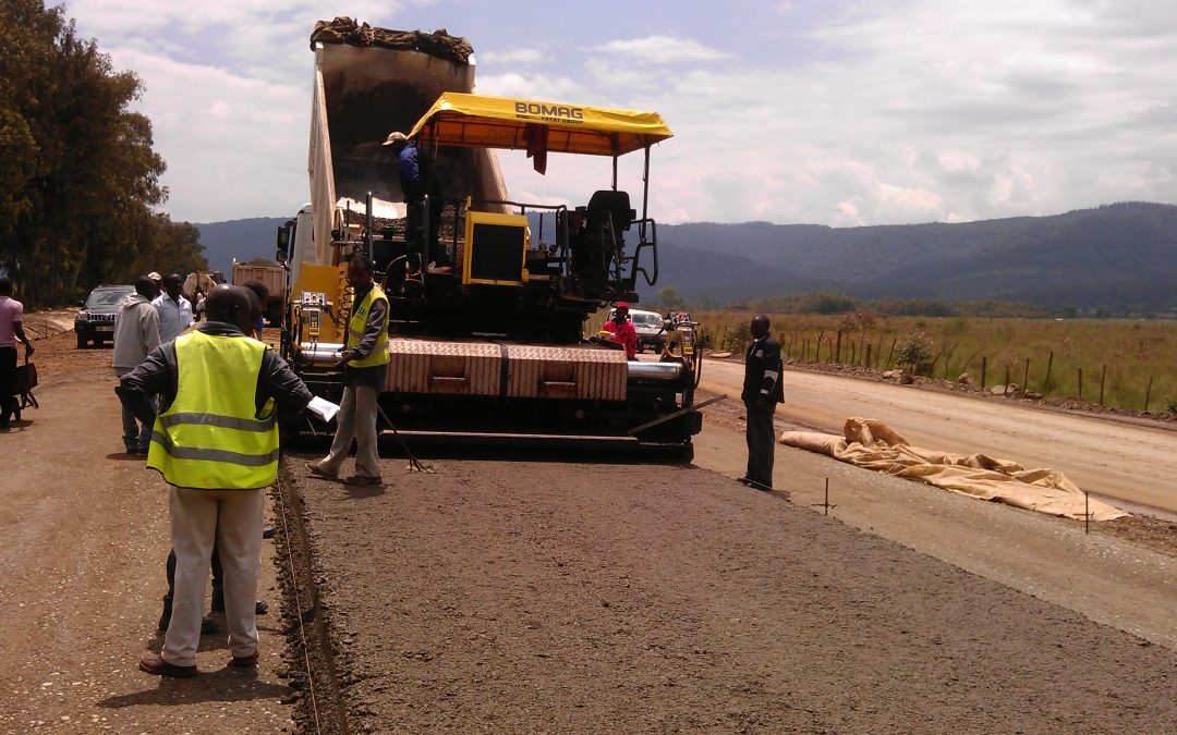 DEVOLUTION AND ROADS CONSTRUCTION IN KENYA
